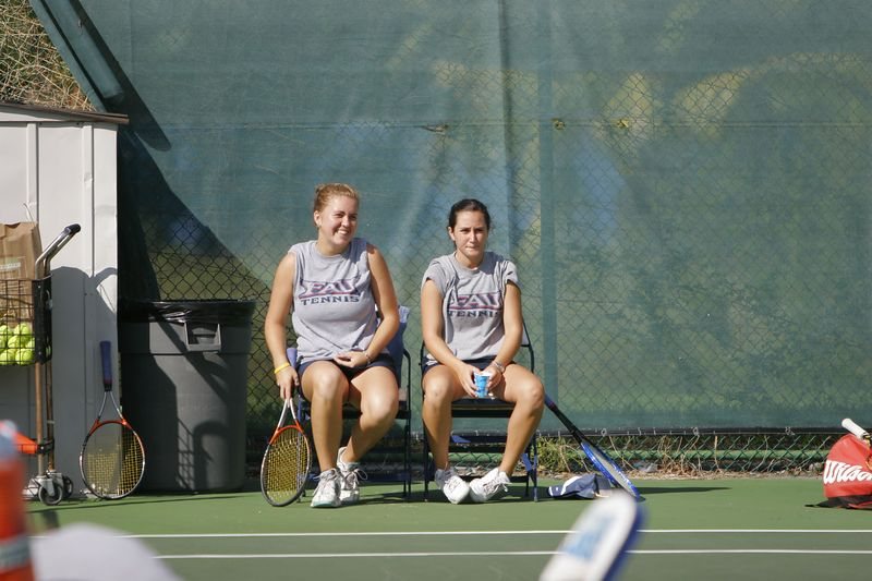 FAU Tennis 30 October 2004- 0047
