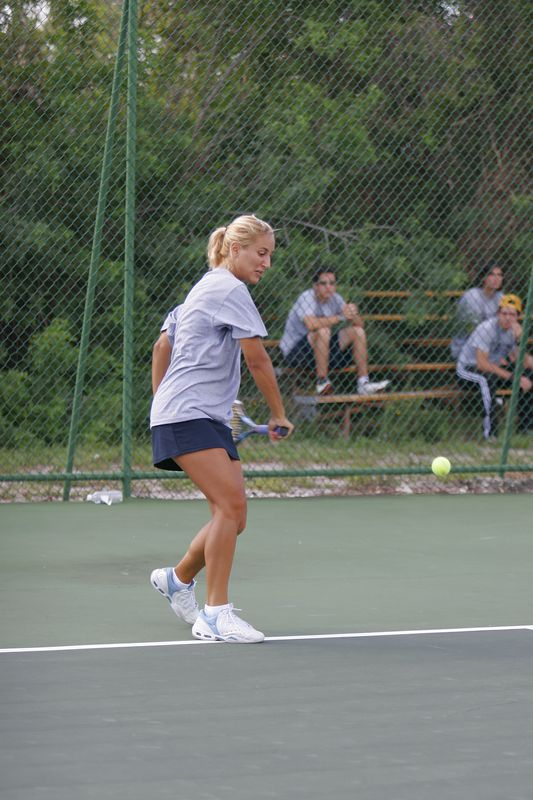 FAU Tennis 30 October 2004- 0042