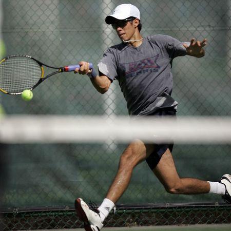FAU Tennis 30 October 2004- 0020