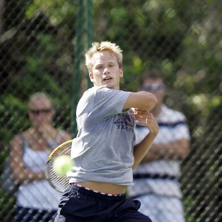 FAU Tennis 30 October 2004- 0006