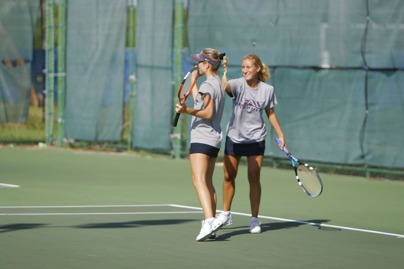FAU Tennis 30 October 2004- 0033