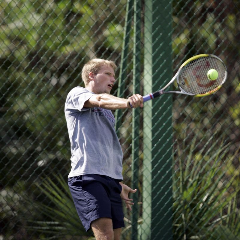 FAU Tennis 30 October 2004- 0005
