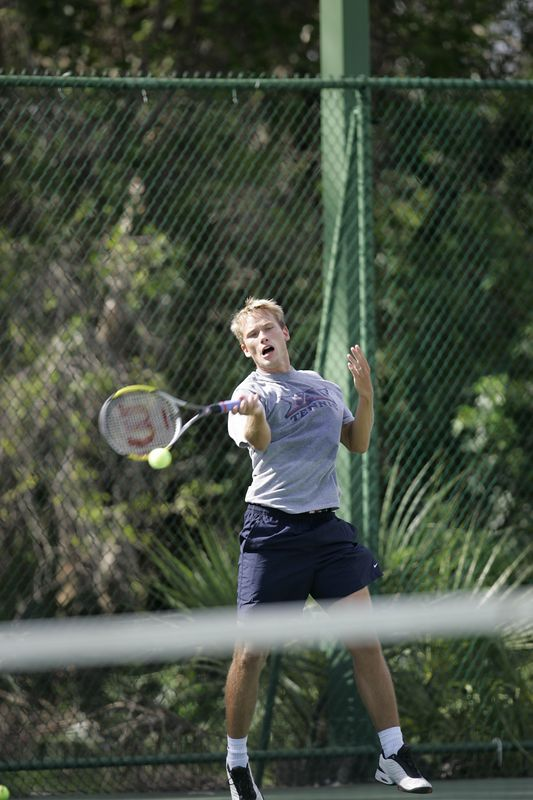 FAU Tennis 30 October 2004- 0176
