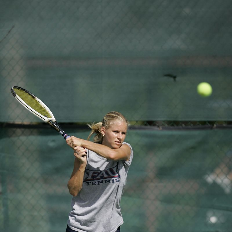 FAU Tennis 30 October 2004- 0010