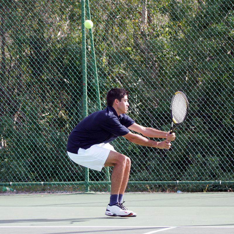 FAU Tennis - Mens  Feb 2005 - 0014