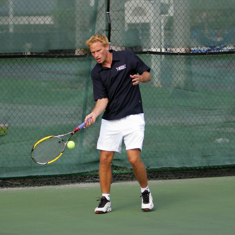 FAU Tennis - Mens  Feb 2005 - 0004