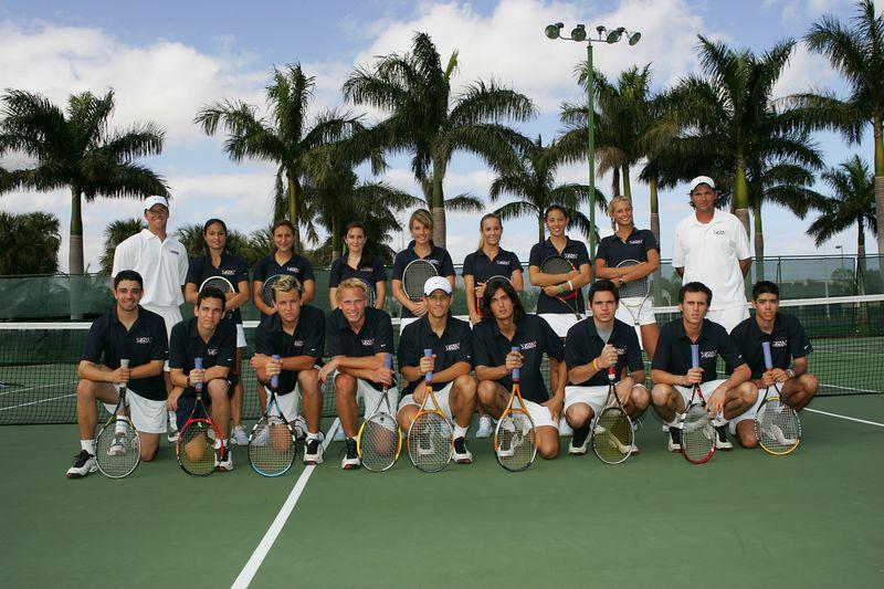 FAU Tennis - Mens  Feb 2005 - 0027