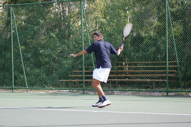 FAU Tennis - Mens  Feb 2005 - 0044