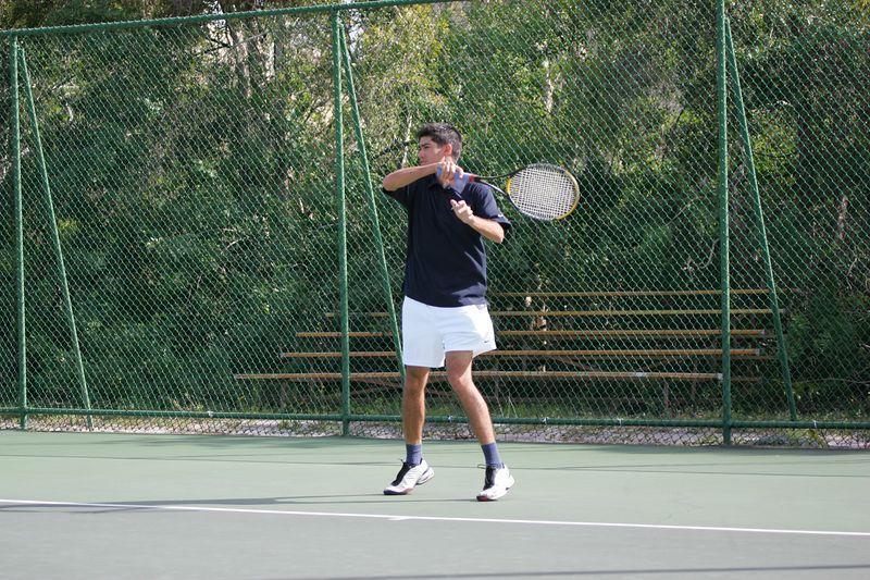 FAU Tennis - Mens  Feb 2005 - 0048