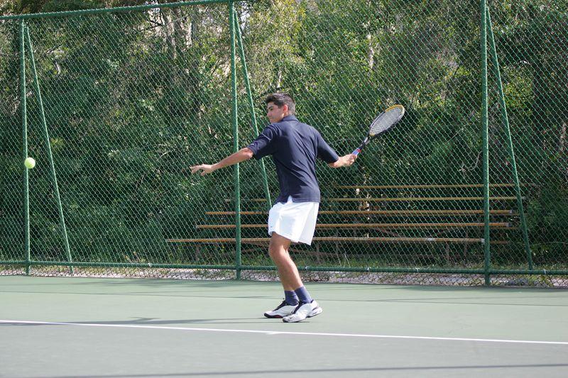 FAU Tennis - Mens  Feb 2005 - 0045