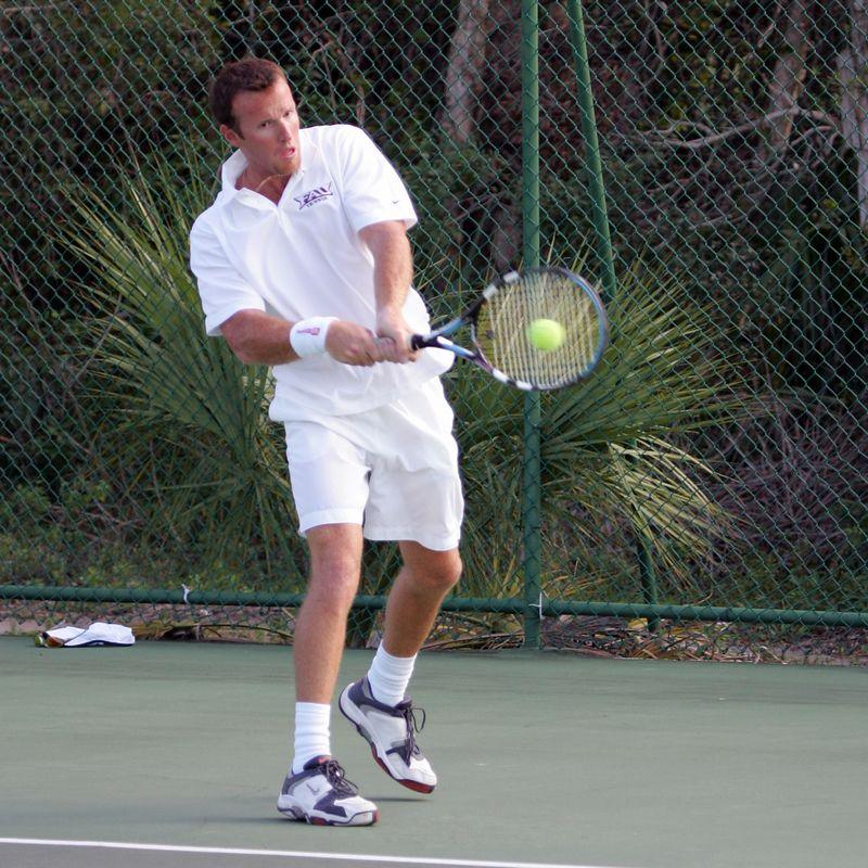 FAU Tennis - Mens  Feb 2005 - 0005