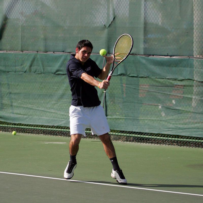 FAU Tennis - Mens  Feb 2005 - 0020