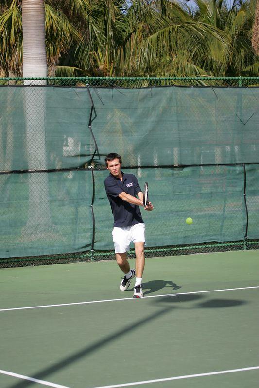 FAU Tennis - Mens  Feb 2005 - 0035