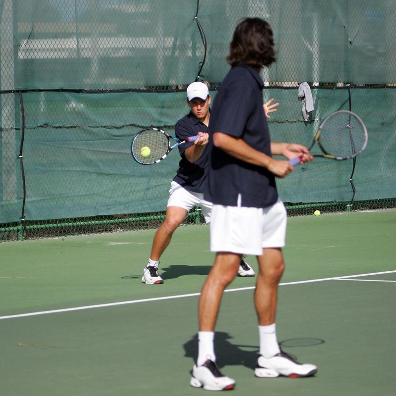 FAU Tennis - Mens  Feb 2005 - 0009