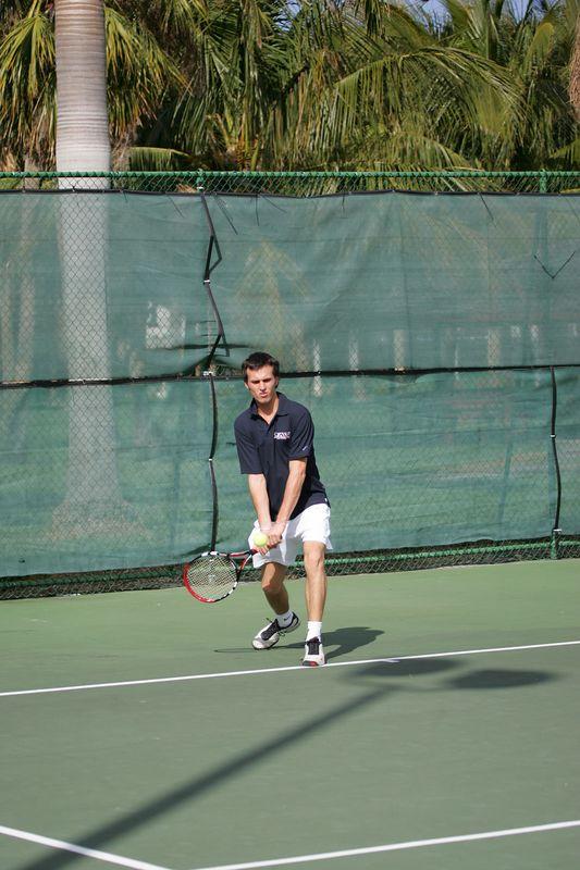 FAU Tennis - Mens  Feb 2005 - 0034