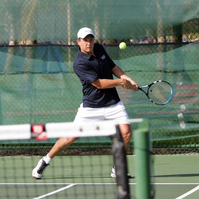FAU Tennis - Mens  Feb 2005 - 0002