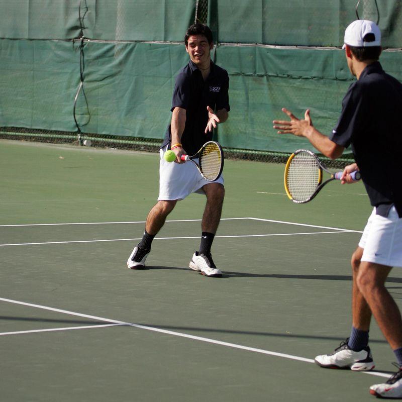 FAU Tennis - Mens  Feb 2005 - 0021