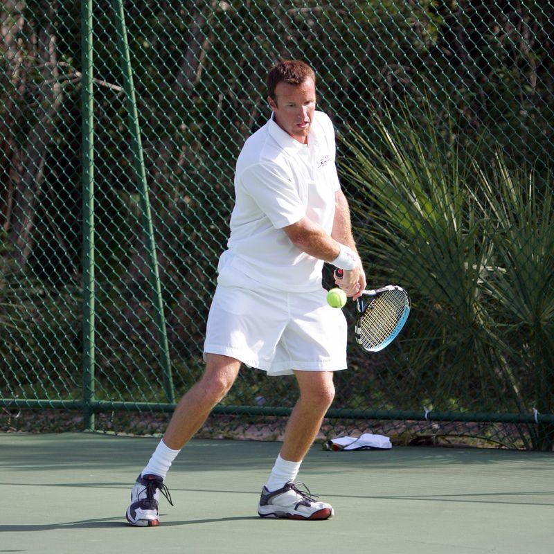 FAU Tennis - Mens  Feb 2005 - 0012