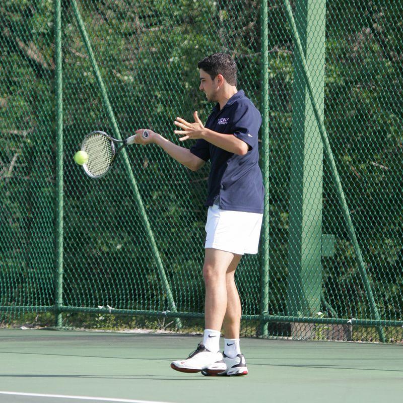 FAU Tennis - Mens  Feb 2005 - 0010
