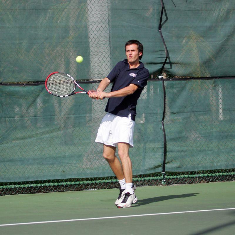 FAU Tennis - Mens  Feb 2005 - 0003