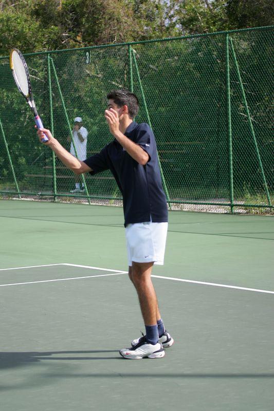 FAU Tennis - Mens  Feb 2005 - 0030