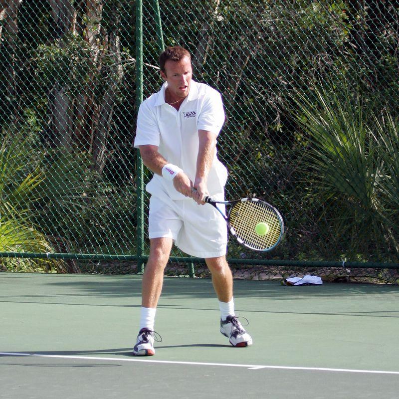 FAU Tennis - Mens  Feb 2005 - 0017