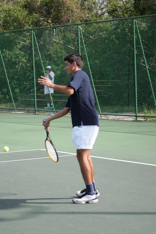 FAU Tennis - Mens  Feb 2005 - 0029