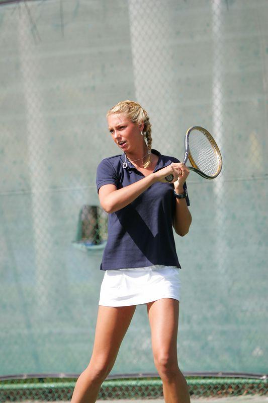 FAU Tennis - Womens Feburary 2005 -  1013