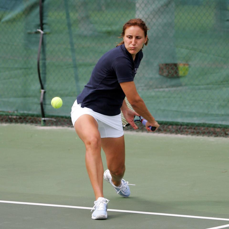 13 FAU Tennis - Womens Feburary 2005 -  1556sq