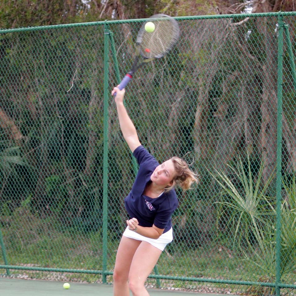 8 FAU Tennis - Womens Feburary 2005 -  1432sq