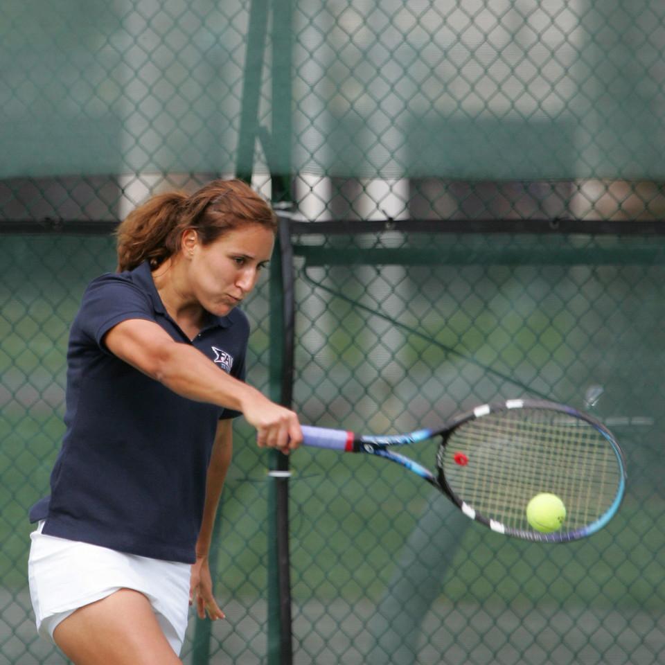 17 FAU Tennis - Womens Feburary 2005 -  1611sq