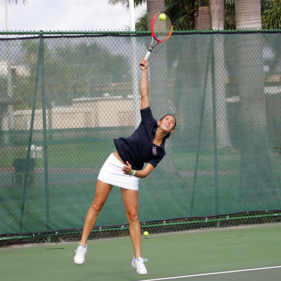 5 FAU Tennis - Womens Feburary 2005 -  1346sq