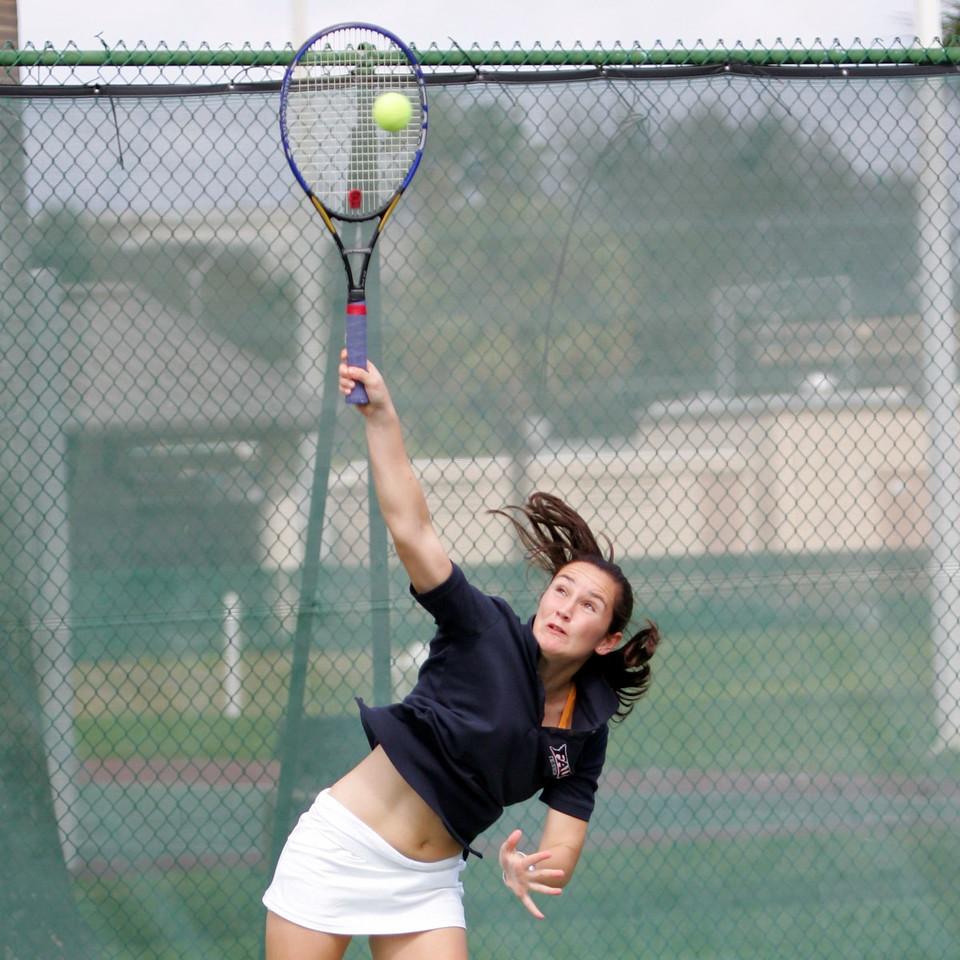 6 FAU Tennis - Womens Feburary 2005 -  1388sq