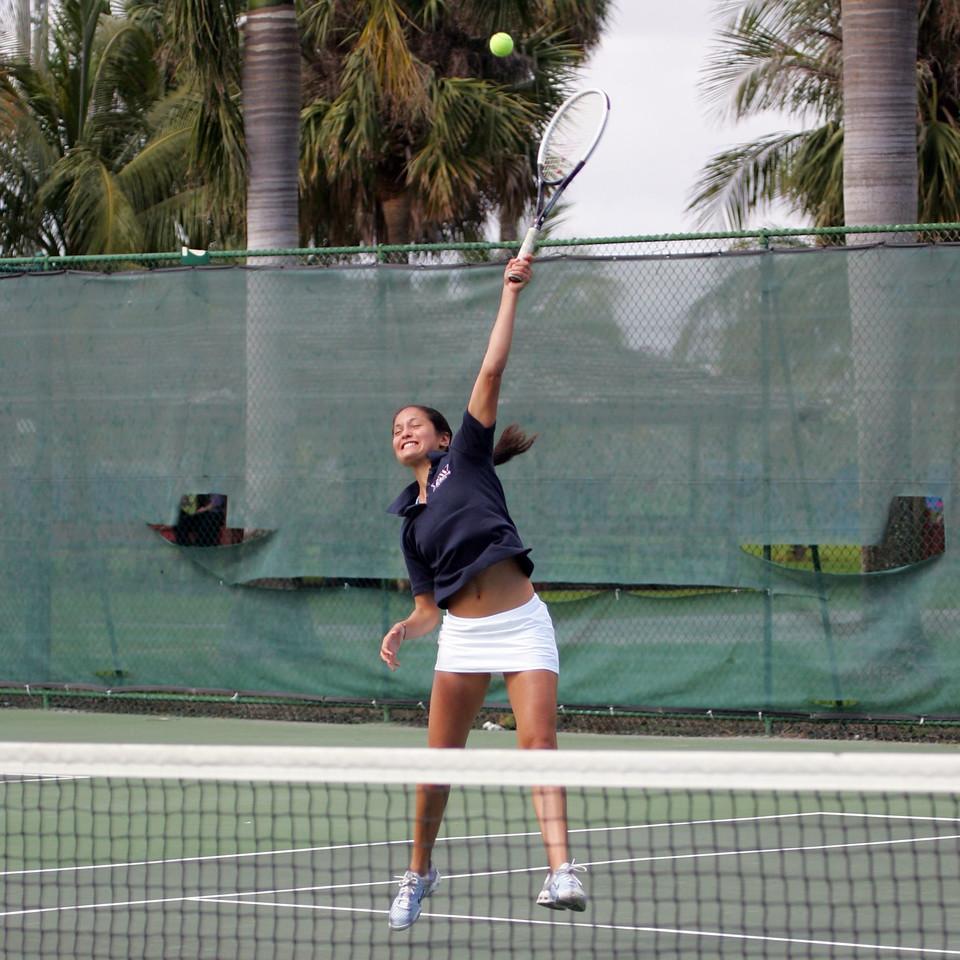 4 FAU Tennis - Womens Feburary 2005 -  1322sq