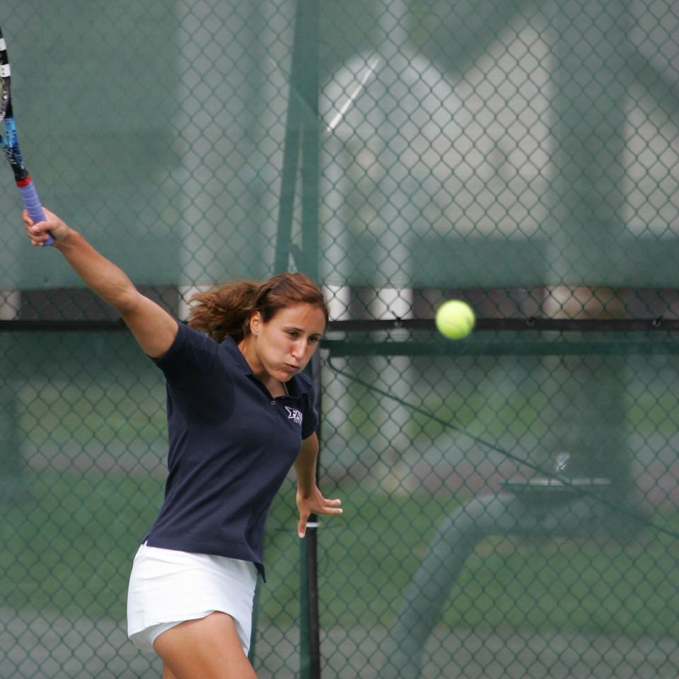 18 FAU Tennis - Womens Feburary 2005 -  1612sq