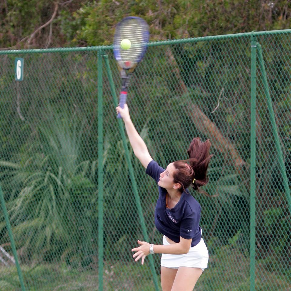 9 FAU Tennis - Womens Feburary 2005 -  1466sq