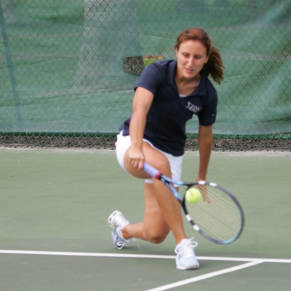 12 FAU Tennis - Womens Feburary 2005 -  1538sq