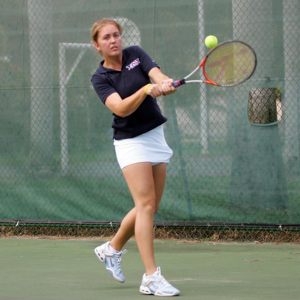3 FAU Tennis - Womens Feburary 2005 -  1267sq