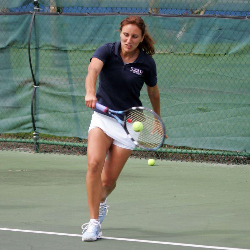 14 FAU Tennis - Womens Feburary 2005 -  1551sq