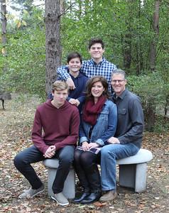 DeBrincat Family, October 2018