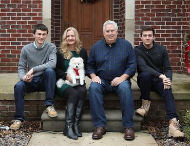 Stephens family, 2018
