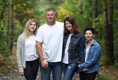 The Clemen's Family, October 2018