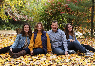 The Rush Family October 2019