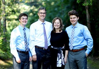 The Visard Family, September 2019
