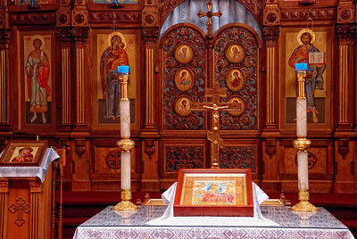 FAVORITE CHURCHES