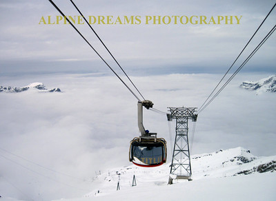 ROTAIR  ABOVE THE CLOUDS