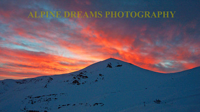 SKY on Fire     Valle Nevado      CHILE