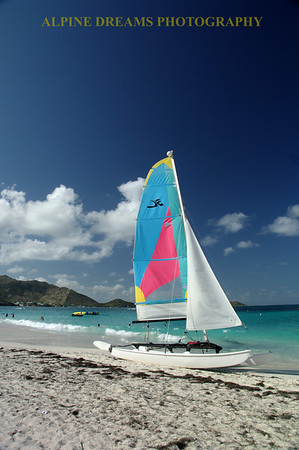 SAILS AT ST MARTIN