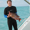 CW and Hogfish dinner