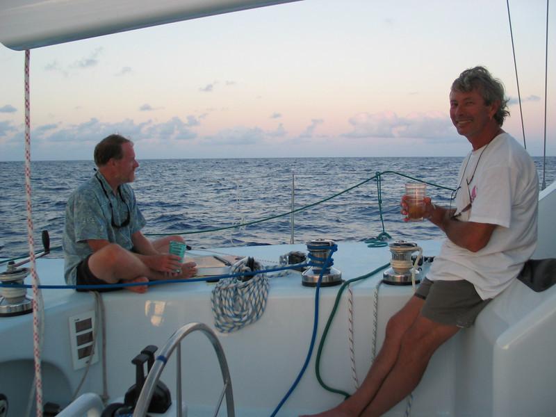 Happy Hour, South Atlantic, Javelin